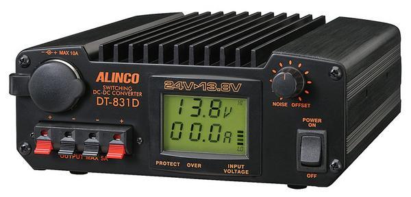 DC/DCコンバーターアルインコDT-831D(デコデコ)
