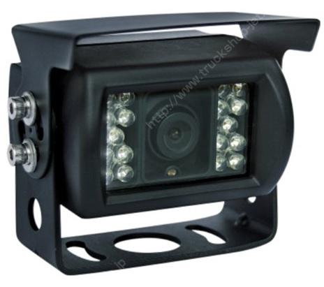 バックカメラ防水ジャックタイプ20m配線コード付