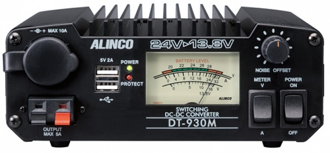 DC/DCコンバーターアルインコ DT-930M(デコデコ)