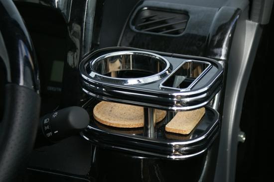 S500系ハイゼット・サンバー・ピクシスフロント運転席側カップホルダー