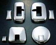 日野 プロフィア テラヴィ(H10.5~H15.10)ヒーター付電動リモコンミラー車用ミラーカバーセット