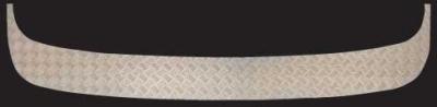 レンジャープロ4t標準車用【15cm】前出しアルミ縞板