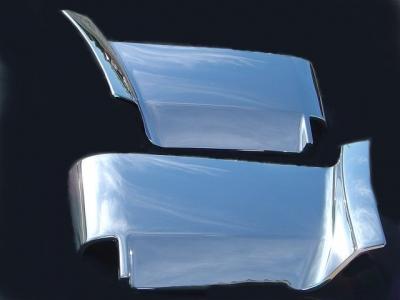 スーパーグレート/07スーパーグレート用メッキステップカバー( アッパー)