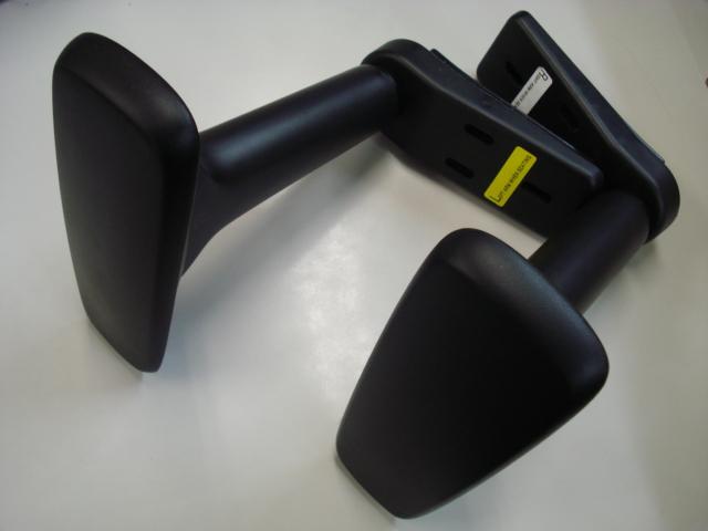 アジャスタブル肘セット(左右組)【 Steelcase 社製】肘セット / APT-S チェア用