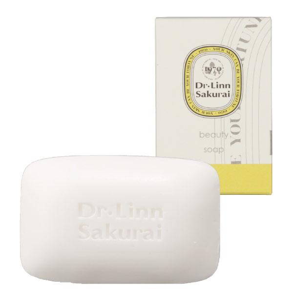 最安値に挑戦 しっとり洗上げる固形洗顔石鹸 Dr.リンサクライ 日本正規品 ビューティソープ