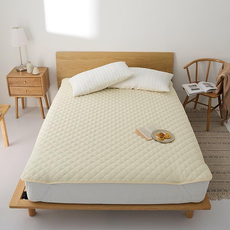 洗える ふわふわ ベットパッド セミダブル 敷きパッド 定価 迅速な対応で商品をお届け致します 敷きカバー ウォッシャブル 丸洗いOK 124445 マットレスカバー ベッドパット