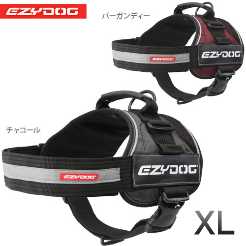 EZYDOG(イージードッグ) コンバートハーネス XL 【大型犬用ハーネス/胴輪(ハーネス)】【お出かけ・お散歩グッズ/おでかけグッズ】【犬用品/ペット・ペットグッズ/ペット用品】