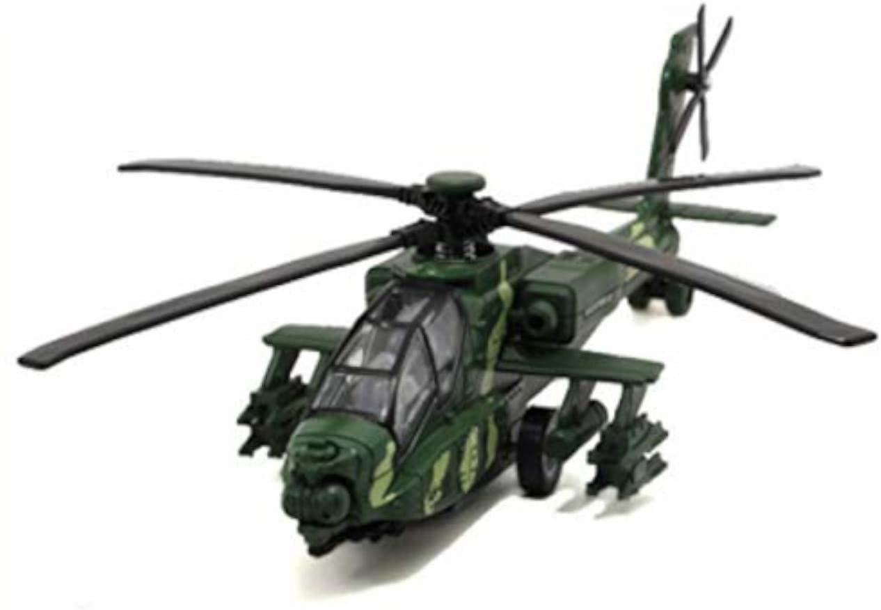 軍用 攻撃 ヘリコプターおもちゃ 空軍 ヘリ サウンド 付 売買 新作アイテム毎日更新 ライト 付き プルバック 戦闘機 軍用機 全国送料無料 プレゼント ヘリコプター1 誕生日 景品 自衛隊 コレクション などに 迷彩緑 即納