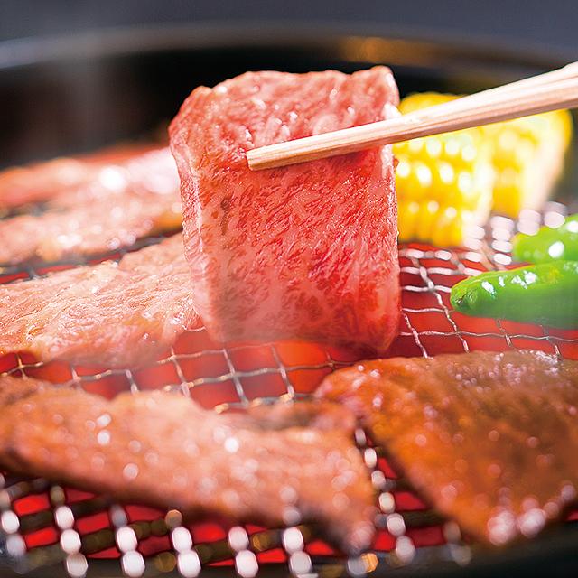 送料込】福島牛和牛ロース贅沢焼肉用【キャッシュレス5%還元対象】ふくしまプライド