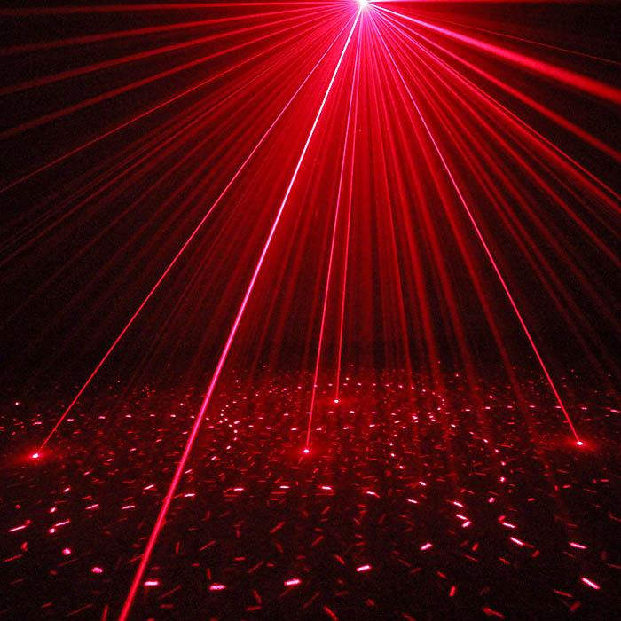 舞臺燈光與舞臺照明 LS CLB08D 雷射光束 RB 紅 & 藍色聚光燈鐳射燈燈 / 寫作 / 指導 / 照明 / 設備 / 電器 / 音樂會 / 舞臺效果