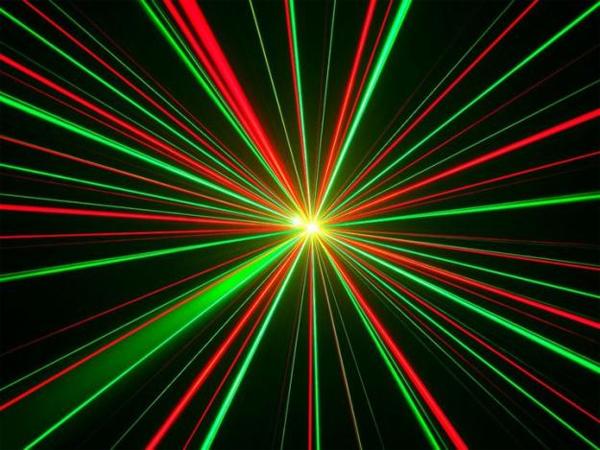 舞臺燈光與舞臺照明 LS K800 雷射光束紅色與綠色的聚光燈鐳射燈燈 / 寫作 / 指導 / 照明 / 設備 / 電器 / 音樂會 / 舞臺效果