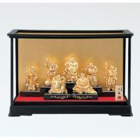 竹中銅器 148-05 置物「和風」 吉祥七福神