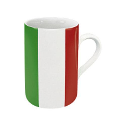 KONITZコーニッツ Flags マグカップ 6個セット Italy・11-1-003-0983