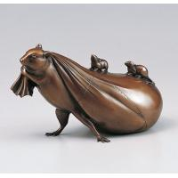 置物「和風」袋引鼠 41-04