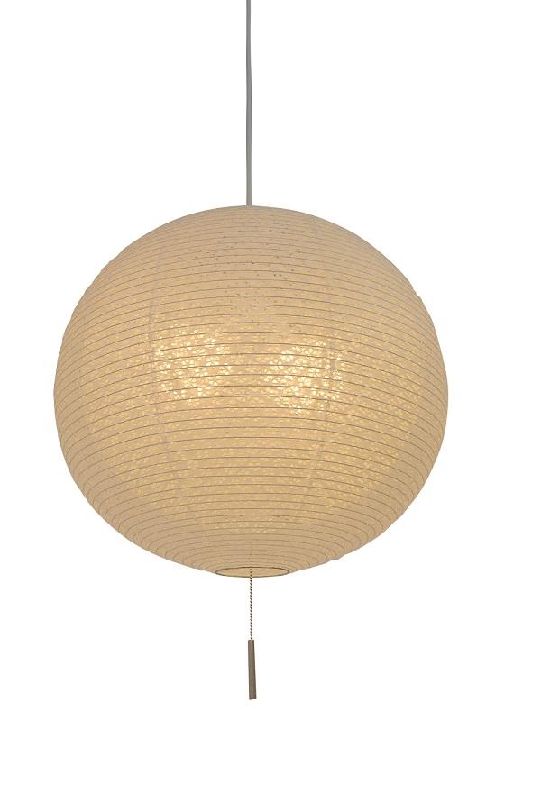 彩光デザイン 二重提灯 SPN2-1100 小梅白in小梅ベージュ