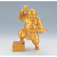 竹中銅器 146-17 置物「和風」 宝くじ大黒