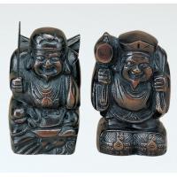 竹中銅器 26-05 置物「和風」福の神