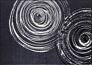 D017K wash+dry(ウォッシュアンドドライ)マット Swirl(スワール) 140×200cm