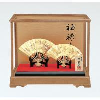 竹中銅器 149-10 置物「和風」 吉祥寿恵広 ゴールド