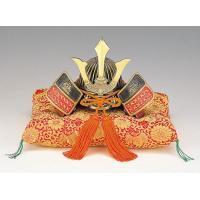 竹中銅器 出世兜 中 154-08