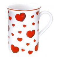 KONITZコーニッツ マグカップ Little Heart 6個セット 11-1-009-0073