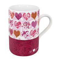 KONITZコーニッツ マグカップ Mexcican hearts 6個セット 11-1-003-1048