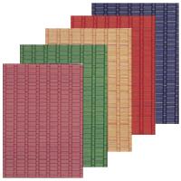 掛川織 い草ランチョンマット 紬(つむぎ) 5色セット