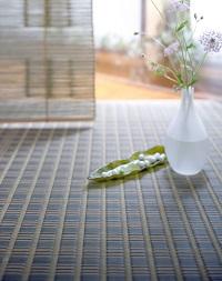 掛川織い草カーペット 京縞(きょうじま) 江戸間4.5畳 261×261cm