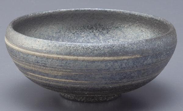 銀彩ライン丸鉢 G5-1802白 5個セット