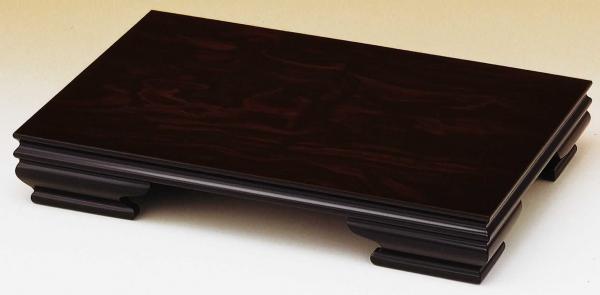 竹中銅器 飾台 雅 16号 45-19B・黒檀色