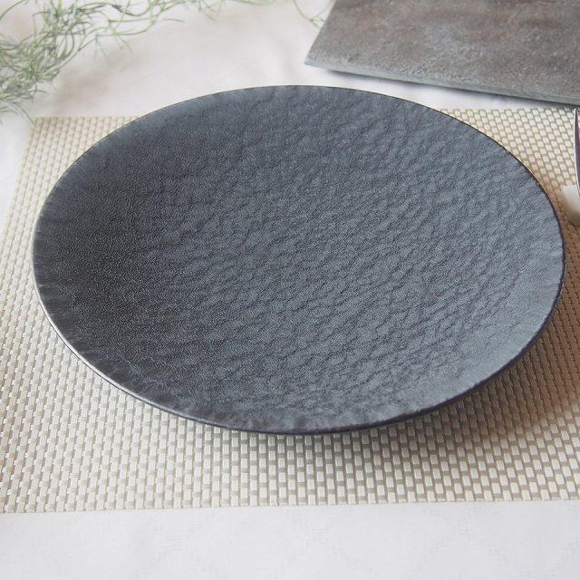 カリタ27cmディナー絞(しぼり)洋食器大皿皿器おしゃれオシャレ食洗機対応食器業務用イタリアンディナー