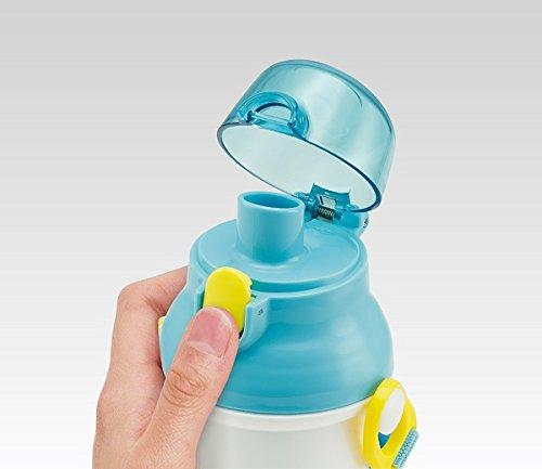 迪士尼·tsumutsumu(TSUM TSUM)[tsumutsumu]直喝普拉按一個按鈕瓶(水壺)Disney(迪士尼)