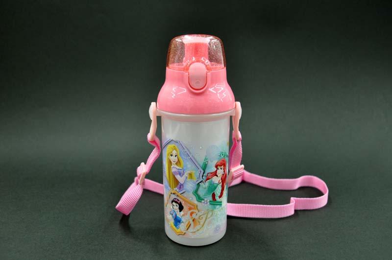 ee18b04744 ☆It is direct drink plastic one-touch bottle (water bottle) Disney (Disney)  [Princess17] SALE ☆ [Disney Princess (Disney princess)] [princess]