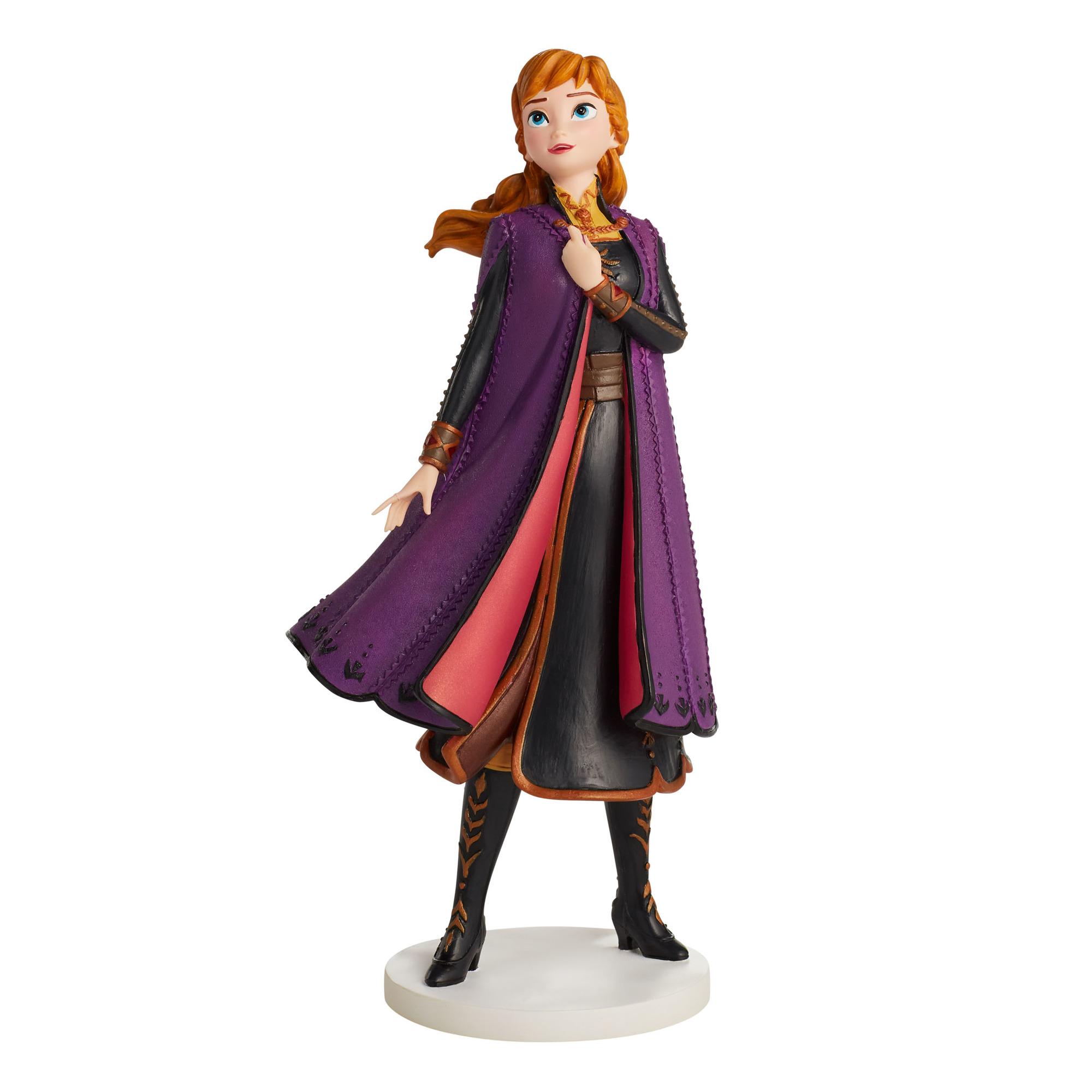 ディズニー・ショーケースディズニーフィギュアアナ(Frozen2)(アナと雪の女王)アナのフィギュア