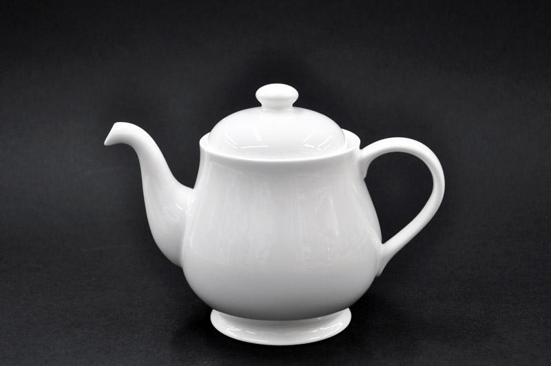 BONE CHINA(ファインボーンチャイナ)NIKKO [ティーポット][箱なし商品][バンケット用][業務用食器] [NIKKO(ニッコー)]FEAST(フィースト)ティポット(M)[700cc][No.3100]FINE SINCE1908