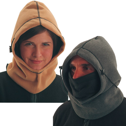 多機能防寒フード(よりどり2個組)【マフラー バラクラバ フェイスマスク 目出し帽 帽子 STORM-TEC】