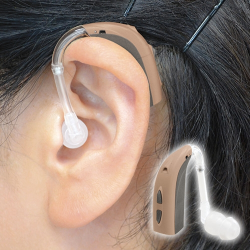アクトス MD-1X 耳掛け式デジタル補聴器【補聴器 集音器 耳かけ 軽度 高度初期 難聴】【送料無料】