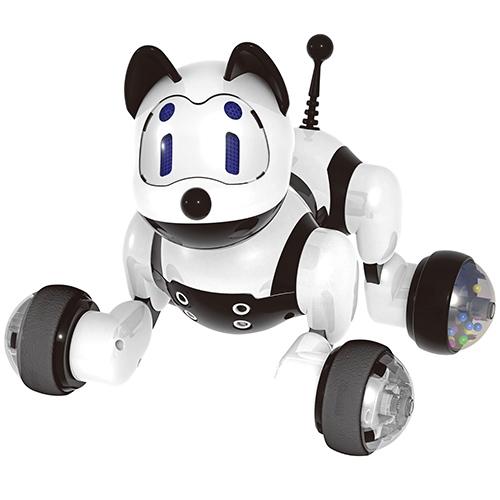 音声認識AIロボット犬「わんぱくラッシー」 【ペットロボット 犬】【送料無料】, ヤスダ倶楽部:2eed1136 --- jpworks.be