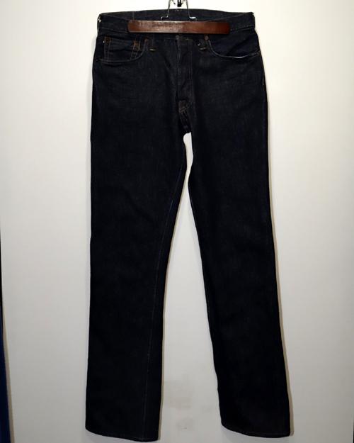 アメカジ レプリカ UV CLOTHING STORE OVERLOCK 中古 オリジナルブーツカット IDG DELUXEWARE アタリ有 出色 076XX-4B デラックスウエア W31 ショッピング