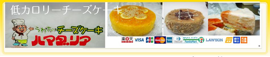 うわさのチーズケーキ ハマダリア:チーズケーキの専門店です。