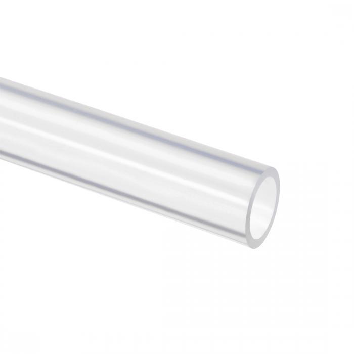 着後レビューで100円OFFクーポンをプレゼント uxcell シリコーンチューブ 内径4.8 5 10 12mm 長さ1M 絶品 透明 ゴム製チューブ フレキシブル チューブ クリア シリコーン メーカー直送 シリコン