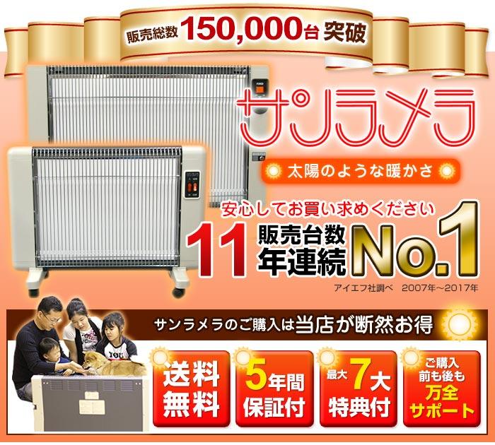 豪華 6 項大獎與遠紅外線陶瓷面板加熱器 sanramera 600W 白 (604) 銷售 / sanramera 9 年的經驗