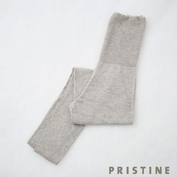 プリスティン 無縫製ヤクレギンス M-Lサイズ