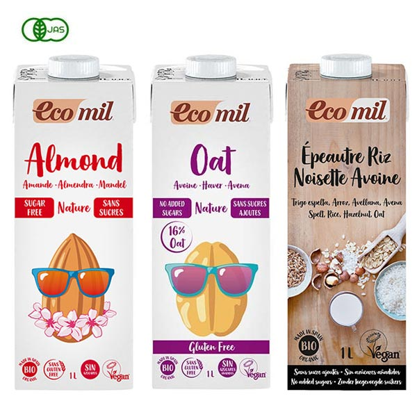 EcoMil(エコミル) 人気3種セット