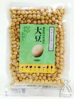 【無肥料自然栽培豆】  大豆 30kg
