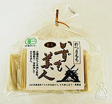 有機JAS いずも美人(いづも美人)  玄米角餅 (6個入)