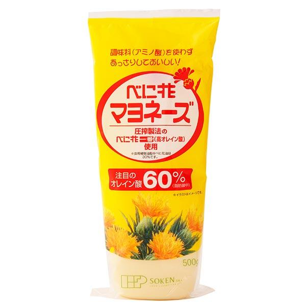 高品質新品 創健社 べに花オレインマヨネーズ 500g スーパーSALE セール期間限定