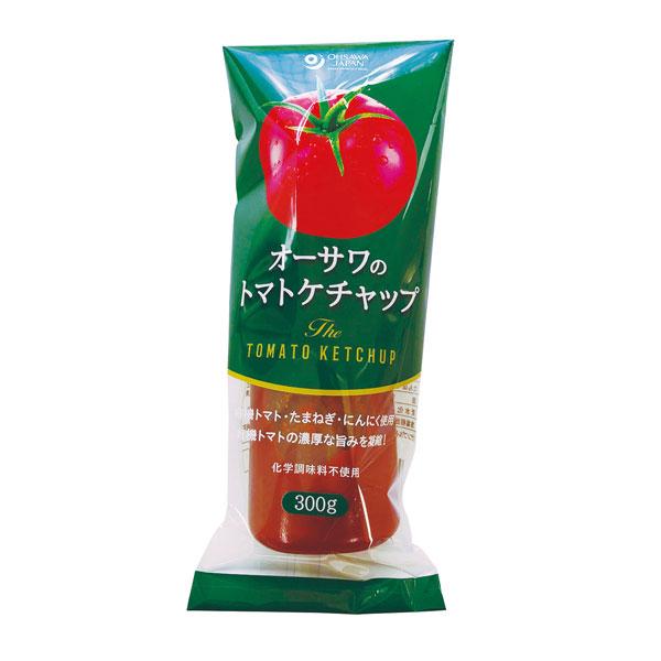 記念日 SALENEW大人気! オーサワのトマトケチャップ 300g