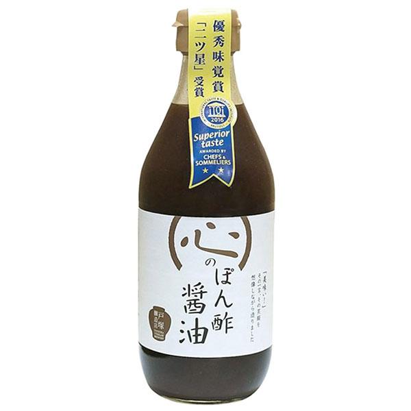 戸塚醸造店 心のぽん酢醤油 与え SALE開催中 360ml