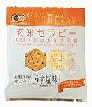 賜物 アリモト 春の新作シューズ満載 有機玄米セラピーうす塩味 30g
